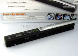 Free shipping Handheld Scanner TSN410--Scan Your Life Straight to MicroSD Memory Card (SPX-1)