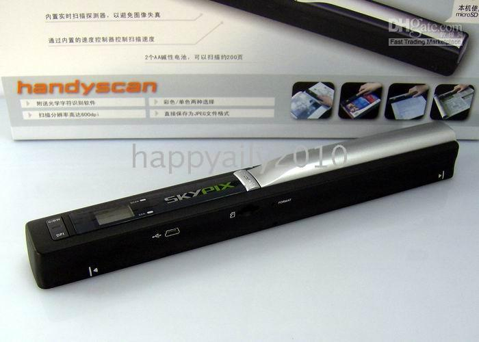 Wholesale Handheld Scanner TSN410 Scan Your Life Straight to MicroSD Memory Card SPX