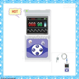 Wholesale CMS d Pulse Oximeter SPO2 monitor software larger screen CE FDA Approved