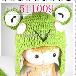 baby hats girls' Caps knitted hat beanies crochet boy's hat beret headgear embroider dicer top CL817