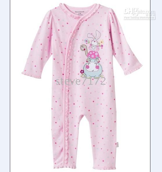 Coverall 0-3 Months 6-9 Months First moment baby romper pajamas onesies shirt underwear garment jumper bodysuits tights tops ZW245