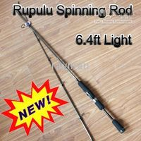 Wholesale of Top Quality REPULU PC Spinning Rod ft Light Action FUJI Guides New
