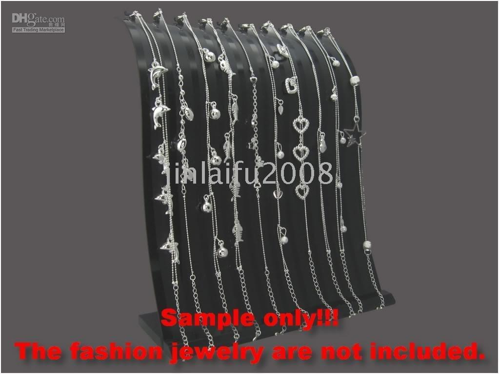 Wholesale NECKLACE BRACELET PENDANT ANKLET JEWELRY DISPLAY STAND