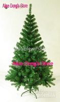 Wholesale 59 x quot x cm Artificial Christmas Tree Fir PVC Christmas Decoration Xmas Tree Free Gift