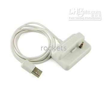 Wholesale USB Sync Charger Dock Cradle for iPod gen nd Shuffle