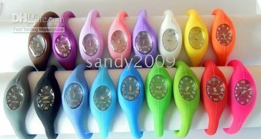 Wholesale New arrival Anion Watch quartz watch jelly ion watch Anion sport silicon watch