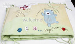 Wholesale good safe Baby bedding crib bed Wai Wai CANDIDE shipping free baby safe bed candide