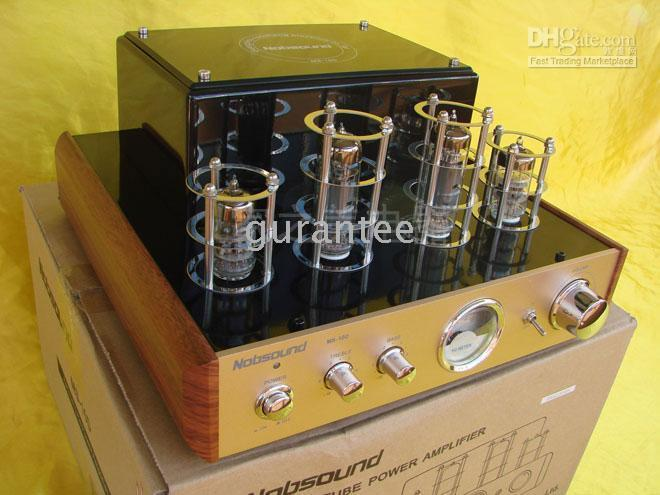 tube amplifier - Special sales Nobsound MS D Classic Tube Amplifier Tube Amplifier fever