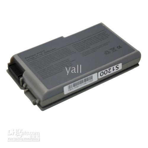 Wholesale 6Cells Laptop Battery For Dell Latitude D520 D530 D600 D610 Inspiron M C1295 N3465