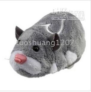 zhu pets - Zhu Zhu Pets hamster Gray nums go go zoo