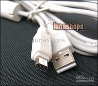 Wholesale USB Digital Camera Data Transfer Cable for Olympus lunashops