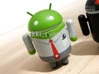 Wholesale set NEW Christmas gift Andrew robot platform GoogleAndroid doll set toy Dollhouse set