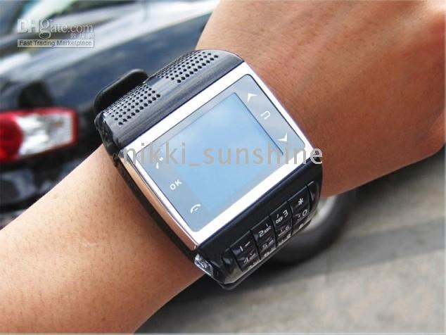 with FM Radio avatar mobile - Newest AVATAR ET1 The first dynamic design of watch mobile phone in MP3 MP4 FM quad band