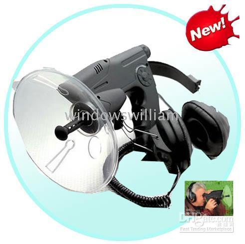 Wholesale 2pcs Natural Bird Animals Observing Telescope Electronic Listening and Digital Recording Device