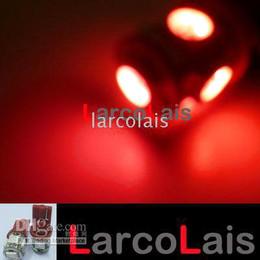 2Pcs T10 194 168 5LED Light WEDGE 5050 3CHIPS LIGHT 5 SMD LED 558 585 655 656 657 1250 Led BULBS Lights RED