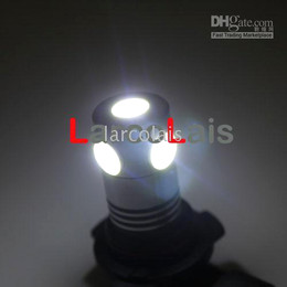 2pcs 9006 HB4 5W 5 SMD LED Car Fog Light Bulb White 5-LED 12V Auto Lights Bulbs