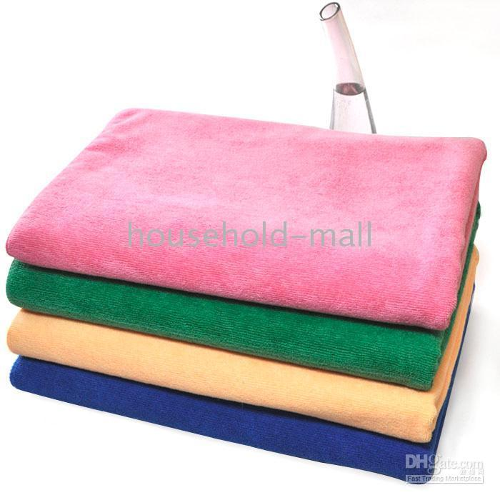 Wholesale 20pc Promotion x75cm SuperSoft Ultra Absorbent Microfiber Car Cleaning Towel