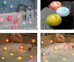 Wholesale 100pcs LED Swimming Pool SPA LIGHT Effects Bathtub Light Bath Pool light with box package