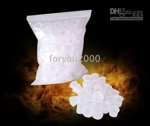 Wholesale Tattoo inkcup sizes offered L D21 M D Tattoo Ink Cup D bag Sale