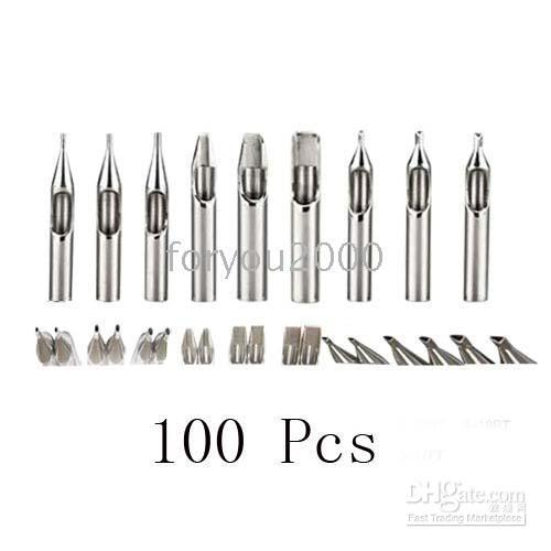 Wholesale x Tattoo Steel Tip Nozzles Assorted Tattoos Express