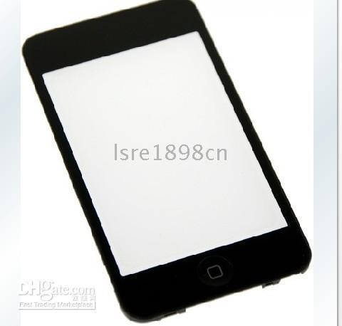 Wholesale For iPod touch nd T2 Gen digitizer touch panel assembly with frame middle housing