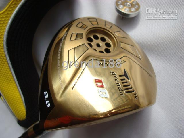Wholesale grenda d8 complete set golf club china NO1 brand regular flex driver fairway wood golf irons putter golf bag set