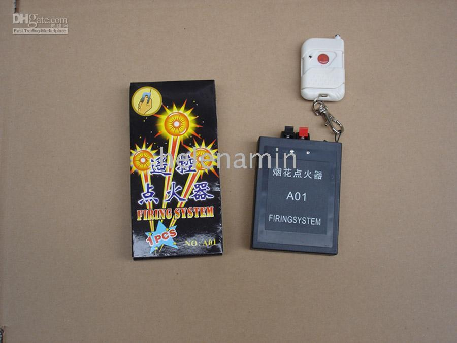 Wholesale A01 firing system wireless Remote Control firework device system