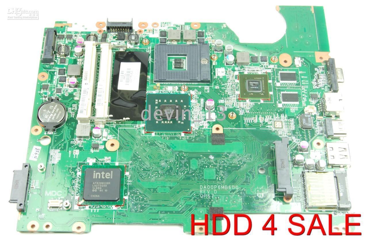 Wholesale Compaq Presario CQ71 Intel MotherBoard