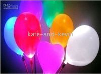Wholesale LED Balloon Blinking Flashing Light Led Wedding Party Christmas Holiday Birthday