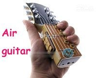 Wholesale TAKARA TOMY AIR GUITAR electronic music toys infrared air guitar movement music Christmas gift