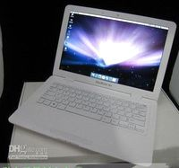 Wholesale 13 inch Intel N280 Netbook notebook air book WIFI camera GB HDD PC laptop