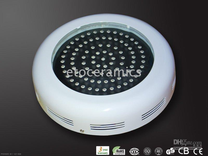 Wholesale 4pcs x2w W LED Hydroponic Led Grow Light UFO Grow Light Red Blue nm LEDs w per led