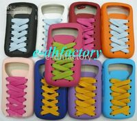 Wholesale New New Shoes Sporty Silicone Case housing For blackberry Fashion