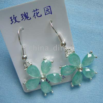 Wholesale SALE BOXED LADIES EARRINGS Girls earring Womens Earrings accessory box nice
