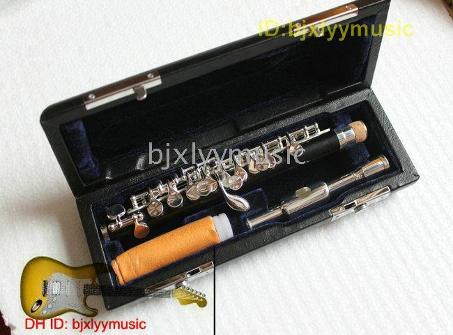 Wholesale Silver Key Piccolo Woodwind