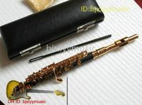 Wholesale Gold plated key Piccolo Woodwind