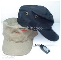 Wholesale 2pcs A Hat Camera amp DVR Completely Hidden within this Hat GB memory plug amp play USB