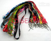 Wholesale fashion Disneyland Resort mixed Neck Lanyard for MP3 cell phone DS lite