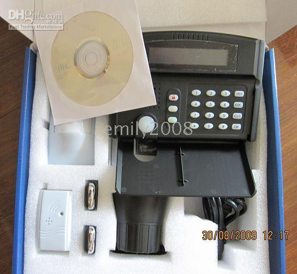 Wholesale INTELLIGENT GSM ALARM SYSTEM G50 more accessories