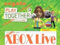 Wholesale Microsoft Xbox360 Live card cards Points for xbox live account point game us version