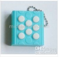 Wholesale Decompression toys Infinite Bubble Decompression toys Series keycha Vent your anger