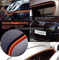 Cheap wholesale-lowest CAR DECORATION TRIM MOLDING SET fashion decoration line fashion 3MM*10M