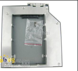 Wholesale SATA nd HDD Caddy Dell Latitude D630 D800 D810 D820