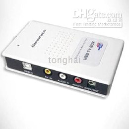 USB TV Tuner Box Video Capture Card DVR PS2 PS3 PVR Sku681