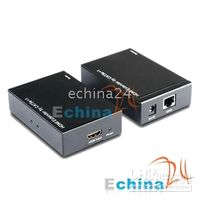 Wholesale 112pcs Brand New P HDMI Extender Single CAT e e LAN CABLE