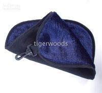Wholesale golf towel fur towel blue red green black comfortable