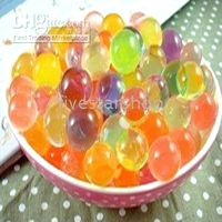 Wholesale Crystal Magic Mud Soil Water Beads Flower plant bag