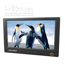 """Lilliput 8"""" Touch Screen LCD CAR Monitor with DVI & HDMI Input ,869GL-80NP C T"""