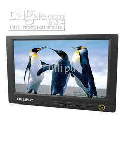 Wholesale Lilliput quot Touch Screen LCD CAR Monitor with DVI amp HDMI Input GL NP C T