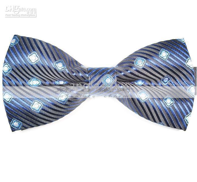 Wholesale Casual men s bow tie men s ties hot sell men ties Men s Accessories factory mixed WJ16